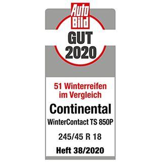 Continental WinterContact TS 850 P XL