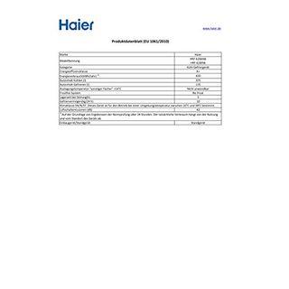 Haier HRF-628AN6