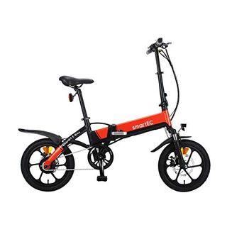 smartEC Camp-Mini Klapprad Mini E-Bike