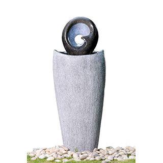 Kiom Brunnen Springbrunnen Aussen+ Innen 90cm FoGlobo 10207