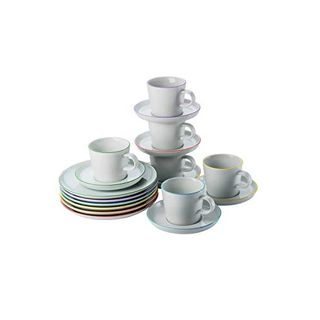 Arzberg Form Cucina Colori Kaffeeset 18-tlg