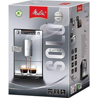 Melitta Caffeo Solo E950-104 Schlanker Kaffeevollautomat
