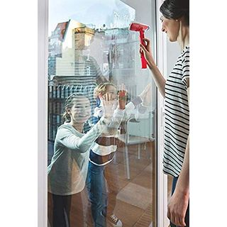Vileda Windomatic Fenstersauger mit flexiblem Kopf