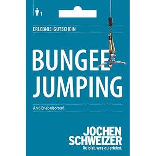Jochen Schweizer Geschenkkarte: Bungee Jumping