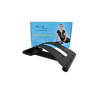 Pro11 Wellbeing Gerät zur Haltungskorrektur und Rückenschmerzlinderung mit DVD