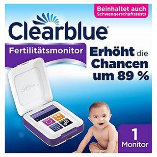 Clearblue Kinderwunsch Fertilitätsmonitor: Zykluscomputer
