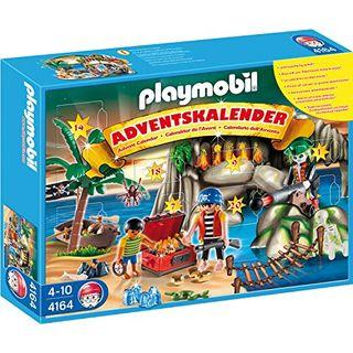 Playmobil 4164 Adventskalender Piraten-Schatzhöhle