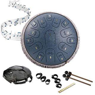 Atrna Trommel 15 Notes Stahl Zunge Drum