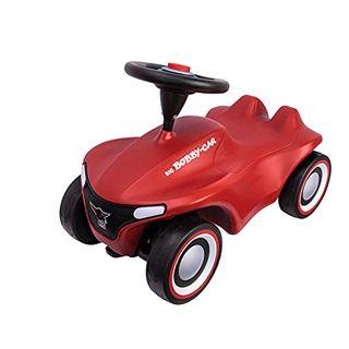 BIG Spielwarenfabrik 800056240 BIG-Bobby-Car Neo Rot