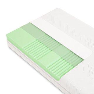 Schlummerparadies® hochwertige Matratze 7-Zonen HR-Kaltschaummatratze