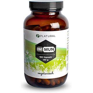 Platural Immun Vitamin C Zink Selen Magnesium Vitamin D E B6
