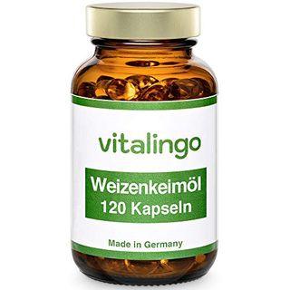 vitalingo Weizenkeimöl Kapseln