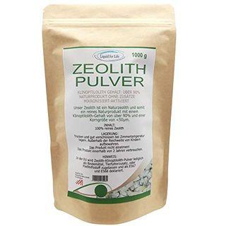 LIQUID FOR LIFE Zeolith Klinoptilolith Pulver