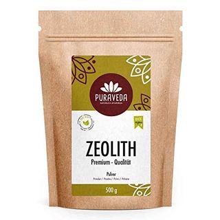 Puraveda Zeolith Pulver