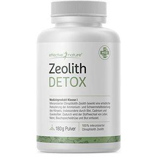 effective nature Zeolith Detox