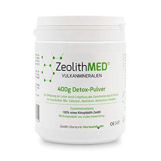 Zeolith MED Detox-Pulver 400g