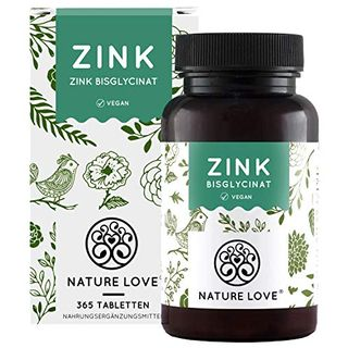 Nature Love Zink 365 Tabletten