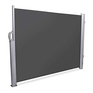 Noor Seitenmarkise Exklusiv 180x350 cm anthrazit Sichtschutz