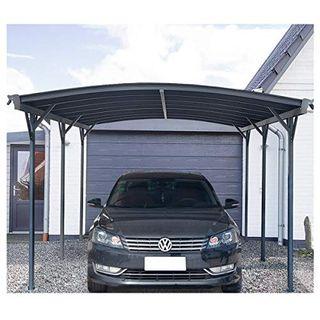 Home Deluxe Design Carport anthrazit