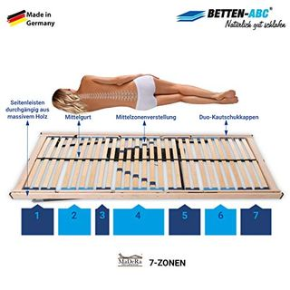 Betten-ABC Max1 Elektro 100 x 200 cm