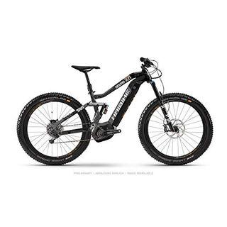 Haibike Xduro Nduro 6.0 27.5'' Pedelec E-Bike MTB grau