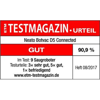 Neato Botvac D5