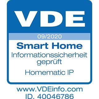 Homematic IP Heizkörperthermostat, 140280