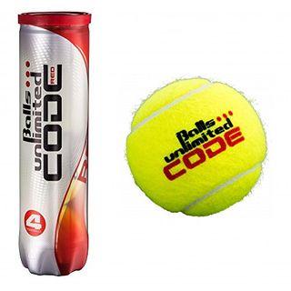 Balls unlimited Code Red Tennisball