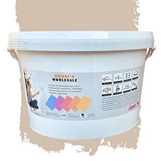 2,5 Liter Colourcourage Premium Wandfarbe Beach Pebble