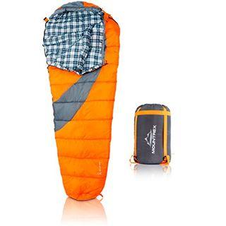 MOUNTREX Schlafsack für Camping