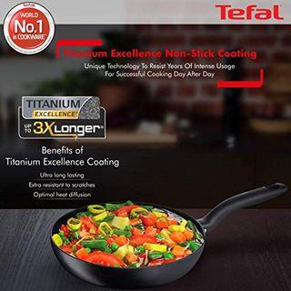 Tefal Hard Titanium Plus