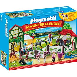 Playmobil 9262 Adventskalender Reiterhof