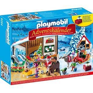 Playmobil 9264 Adventskalender Wichtelwerkstatt