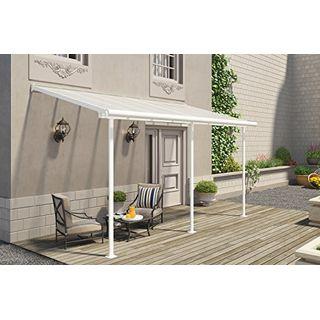 Palram Hochwertige Aluminium Terrassenüberdachung