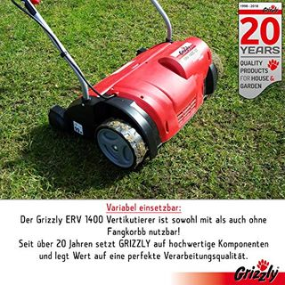 Grizzly ERV 1400