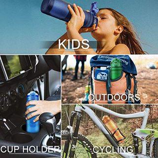 ZORRI Sport Wasserflasche