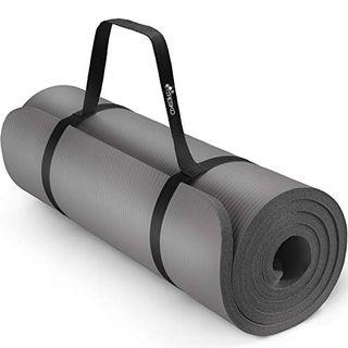 TRESKO Fitnessmatte Yogamatte Pilatesmatte Gymnastikmatte 6 Farben