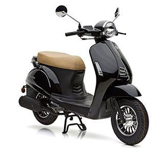 Motorroller Nova Motors Grace 50 schwarz