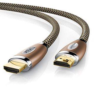 CSL-Computer CSL 1m Premium Hdmi Kabel 2.0b UHD 4k 1m