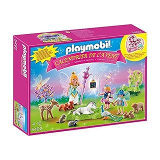 Playmobil 5492 Adventskalender Einhorngeburtstag im Feenland