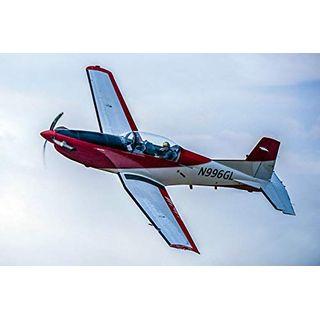 Jochen Schweizer Geschenkgutschein: Flug im Pilatus PC-7