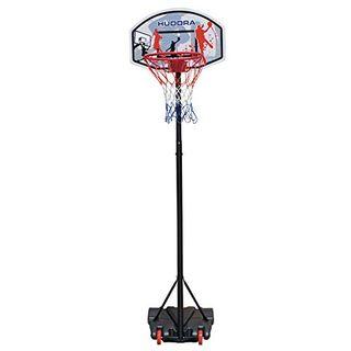 Hudora Unisex-Youth Basketballständer All Stars Basketball-Ständer