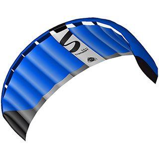 HQ 11770560 Symphony Pro 2.5 Neon Blue Zweileiner Lenkmatten