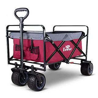 TMZ All-Terrain Faltbarer Bollerwagen