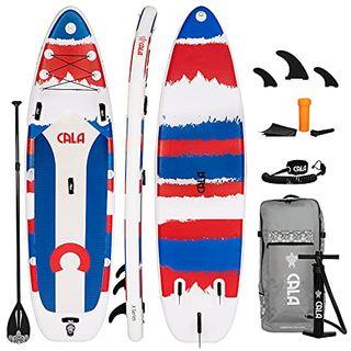 CALA Oceanus Stand Up Paddling Board aufblasbares SUP Board Set