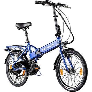 Zündapp Z101 20 Zoll E Bike Faltrad Damen Herren Elektrofahrrad klappbar
