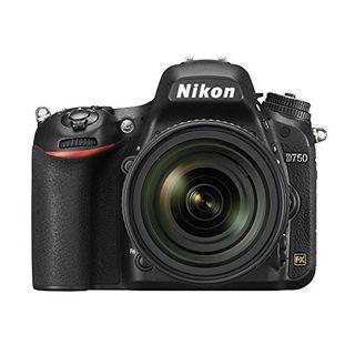 Nikon D750 SLR-Digitalkamera Kit inkl. 24-85 mm Objektiv