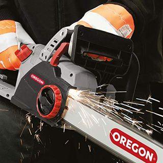 Oregon 230V-Elektrokettensäge CS1500 mit PowerSharp