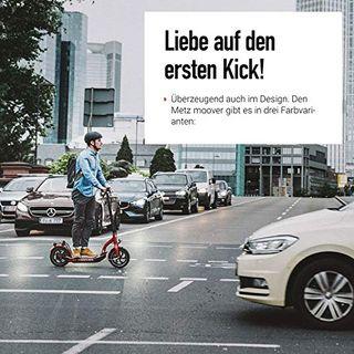 Metz moover E-Scooter mit Zulassung in DE