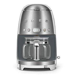 Smeg DCF02SSEU Filterkaffeemaschine 18/8 Stainless Steel